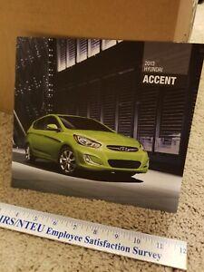 2013 Hyundai Genesis Coupe Brochure RARE HTF MINT Condition LOW Price