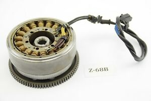 Honda-NTV-650-RC33-Bj-93-Lichtmaschine-Generator-Polrad-Rotor