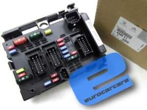 Details about 6500Y1 Fuse Box Peugeot 206 307 406 807 Partner Citroen on