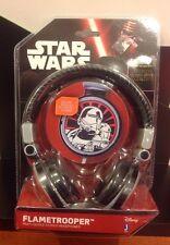 Star Wars Flametrooper Multi-Device Stereo Headphones