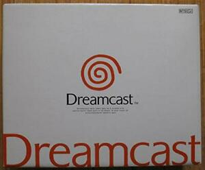 SEGA-Dreamcast-Launch-Edition-White-Console-NTSC-J-Japan-Japanese-Import-F-S