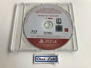 Resident-Evil-7-Biohazard-Promo-Sony-PlayStation-PS4-PAL-EUR