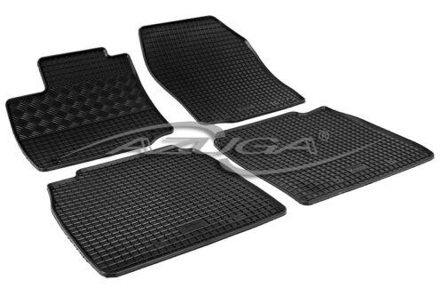 Gummimatten für Honda Civic Fließheck ab 2012 Gummi-Fußmatten Automatten