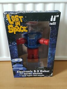 Lost-In-Space-Electronic-B-9-Robot-From-Diamond-Select-Toys-Retro-Edition-11-034