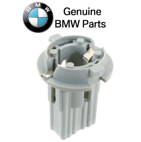 For BMW E38 740i 740iL 1999-2001 Taillight Bulb Socket Carrier 12V 21W Genuine