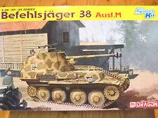 Dragon 1:35 Befehlsjager 38 Ausf.M German SPG Tank Model Kit