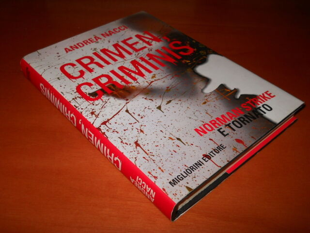 ANDREA NACCI, Crimen Criminis - Migliorini, 2007