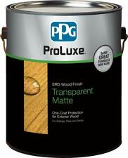 Ppg Proluxe Srd Wood Finish Translucent 7 Hue Choices 1 Gallon