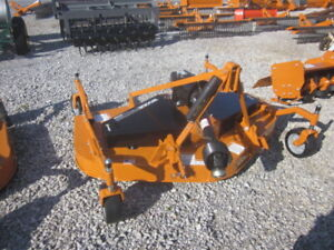 Details about New Woods 6' 3pt Finish Mower PRD7200