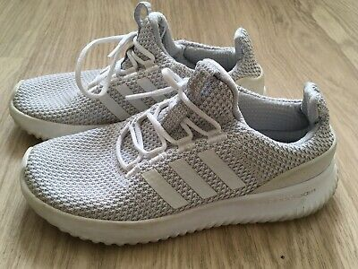 Adidas Cloudfoam Ultimate trainers Uk Size 5.5 Eu Size38 White | eBay