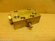 DEVILBISS 44181-003 AIR VALVE ASSEMBLY FOR QSR AIR MOTOR PAINT FINISHING   NOS
