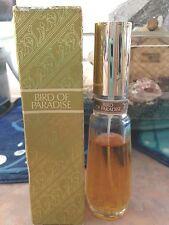 AVON Fragrance BIRD OF PARADISE Anniversay 1 fl oz 80% Full w/Box Cologne Spray