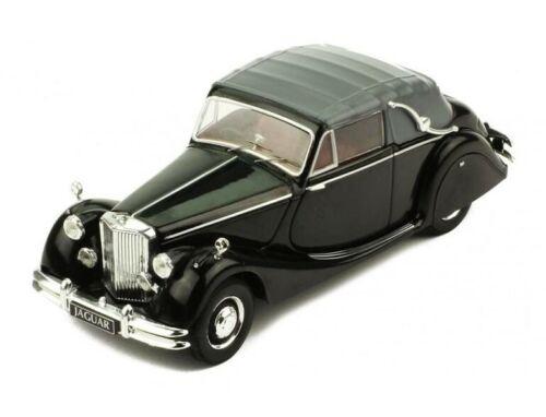 Jaguar Mk V 3.5 Litre DHC Cabriolet Rhd 1950 Black CLC287N IXO 1:43 New in a box