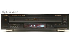 TEAC-pd-d2410-Hi-Fi-Stereo-CD-changer-COMPACT-DISC-PLAYER-12-mesi-gewahrl