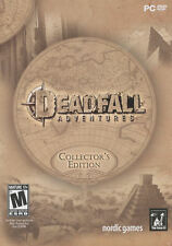 Deadfall Adventures Collectors Edition - Dead Fall PC Game WinXP/Vista/7/8 - NEW