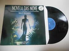 "LP Pop Wally Badarou - Novela Das Vole 12"" (2 Song) ISLAND /Kiss OT Spider Woman"