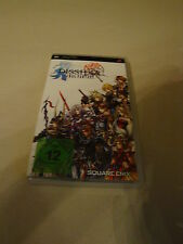 PSP Spiel Dissidia: Final Fantasy