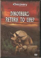 DINOSAURS; RETURN TO LIFE DVD