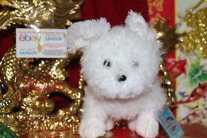 *MESSAGED* Webkinz Maltese Dog *UNUSED CODE ONLY* ~FAST~
