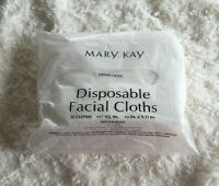 Mary Kay® Disposable Large Facial Cloths Pack Of 30 Ships Fast