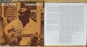 ACOUSTIC-BLUES-LP-J-B-LENOIR-Alabama-Blues-L-R-42-001-Alabama-March-Vietnam