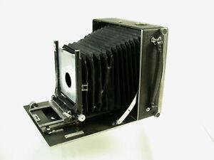 LINHOF-Technika-II-13x18-5x7-No-3159-1946-working-large-formate-foldable-18
