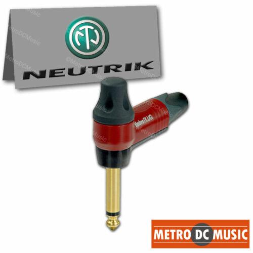 Genuine Neutrik NP2RX-TIMBRE PLUG Gold Male Right-Angle Tone Adjuster NEW