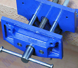 Details About Woodworkers Wooden Workbench Shop Vice For Wood Working Bench Vise Woodworking