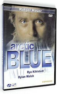 DVD-ARTIC-BLUE-1993-Thriller-Rutger-Hauer-Dylan-Walsh