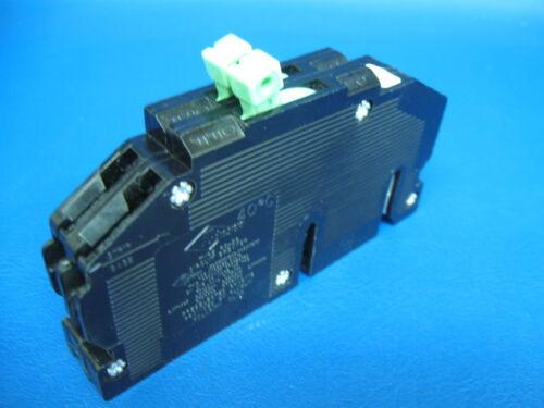 30A Zinsco or GTE Sylvania 30 Amp 240V 2 Pole Breaker Magnetrip RC38 GUARANTEED!