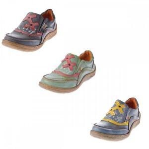 Da-Donna-Pelle-Scarpe-Mocassini-comfort-Sneakers-Scarpe-Basse-Scarpe-da-ginnastica-TMA-Eyes-1417