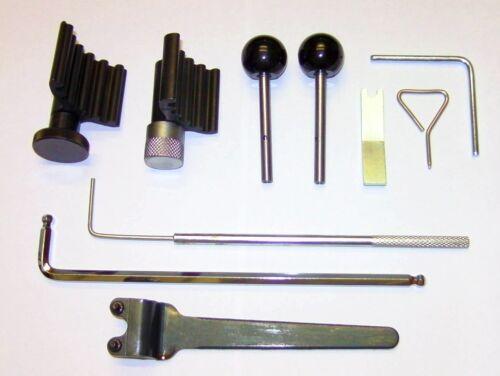 Audi VW Skoda TDI PD Zahnriemen Spezialwerkzeuge VAG T10050 T10100 3359 V159