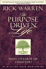 The Purpose-driven Life: What on Earth am I Here For? by Rick Warren (Hardback, 2002)