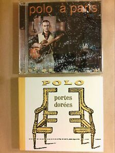LOT-2-CD-POLO-A-PARIS-POLO-034-PORTES-DOREES-034-TRES-BON-ETAT
