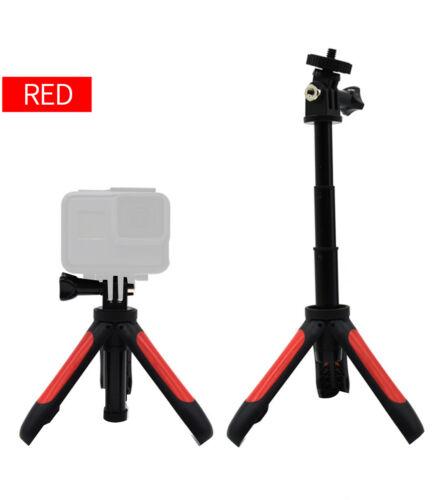 Mini Extension Pole w// Tripod Desktop Selfie Stick Bracket for Gopro Hero 5//6//7