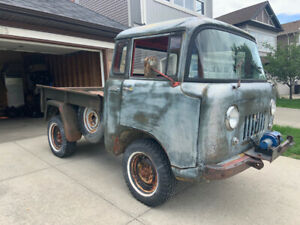 1958 JEEP WILLYS CABOVER FC150