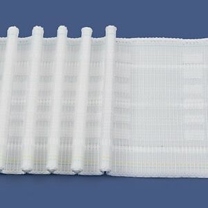 """3/"""" Pencil Pleat Curtain Tape with Woven Pockets//Header Tape Sold by the Metre"""
