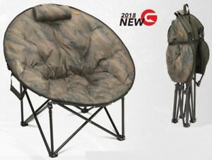 Merveilleux Image Is Loading Anaconda Deluxe Freelancer Circle Chair NEW Carp Fishing