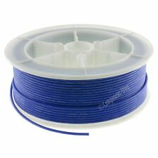 18AWG BLUE Silicone Wire 10m. Super flexible high temperature. UK seller