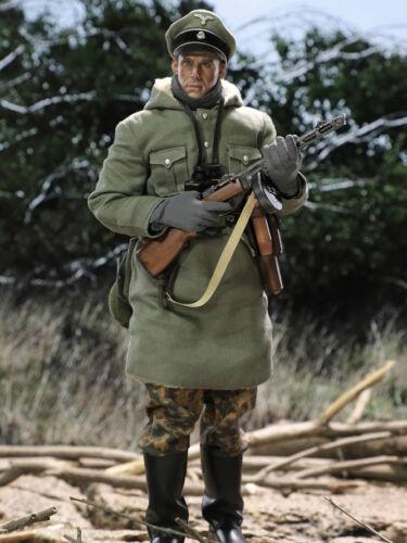 """In magazzino 1//6 SCALA DID WW2 SS-Panzer-Division DAS REICH SOTTUFFICIALE /""""fredro/"""" D80132"""