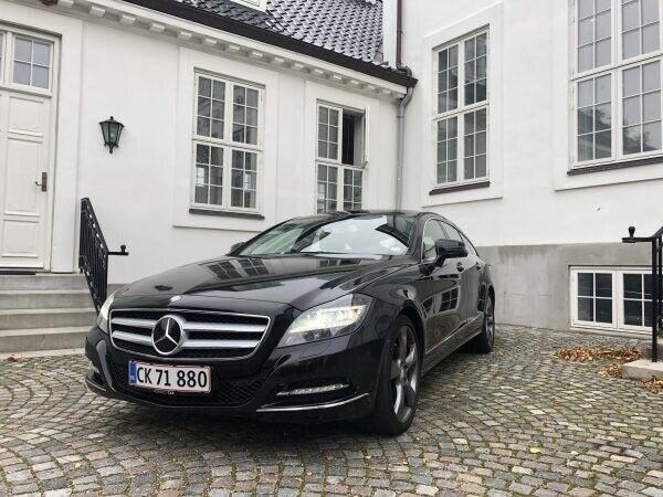 Mercedes CLS350 3,0 CDi SB aut. BE 5d - 3.160 kr.