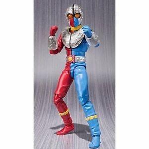 S.h.figurines Kikaider 01 Figurine Articulée Bandai Tamashii Nations De Japon