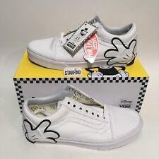 ddb41f77ac item 5 Vans Disney Old Skool Mickey True Original White Men 3.5 Women 5  Shoes SEE.. -Vans Disney Old Skool Mickey True Original White Men 3.5 Women  5 Shoes ...