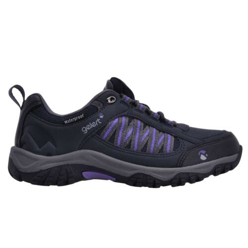 Gelert Femme Horizon Low Waterproof Chaussures de marche à lacets Respirant Outdoor