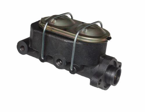 """Hot Rod Master Cylinder 1/"""" Bore  disc//drum proportioning valve"""
