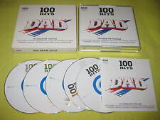 100 Hits Dad – 5 CD Album ft The Smiths New Order Yes Weller The Beat Levellers