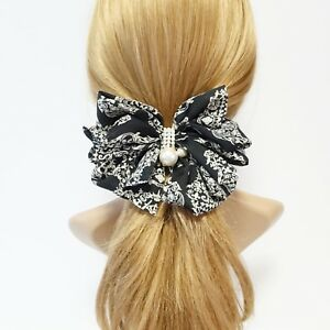 Jewelry & Watches Hair & Head Jewelry Wing French Barrette Hair Clip