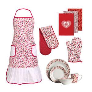 Kitchen Accessories Set Oven Gloves