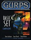 Gurps Campaigns: Generic Universal Role Playing System by Steve Jackson (Hardback, 2004)