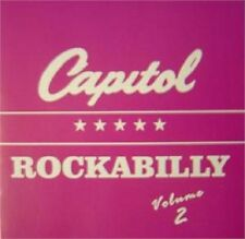 CAPITOL ROCKABILLY Volume 2 CD 1950s Rock 'n' Roll NEW 30 tracks Rockabilly